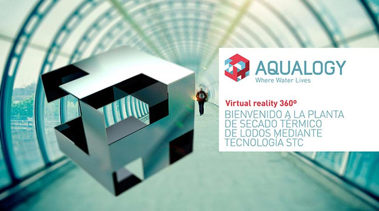 Aqualogy-Thermal Drying Plant VR
